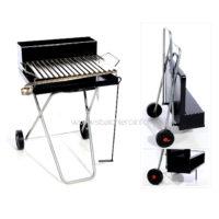 grill barbecure a legna